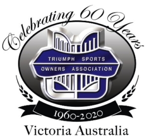 TSOA 60th logo