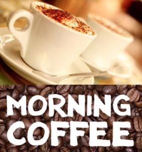 CANCELLED - Morning Coffee @ Sandbar Beach Cafe