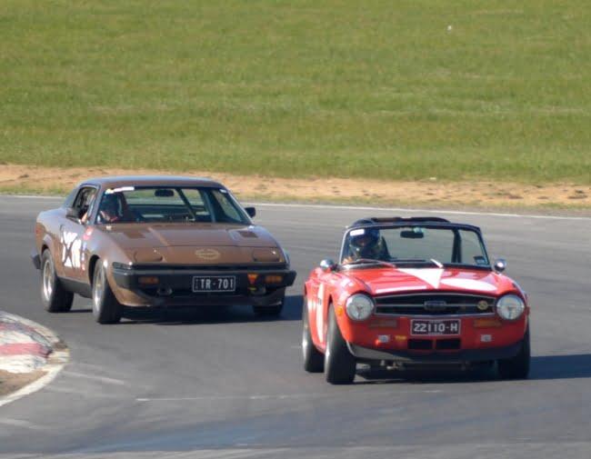 MSCA Round-2 @ Sandown International Raceway