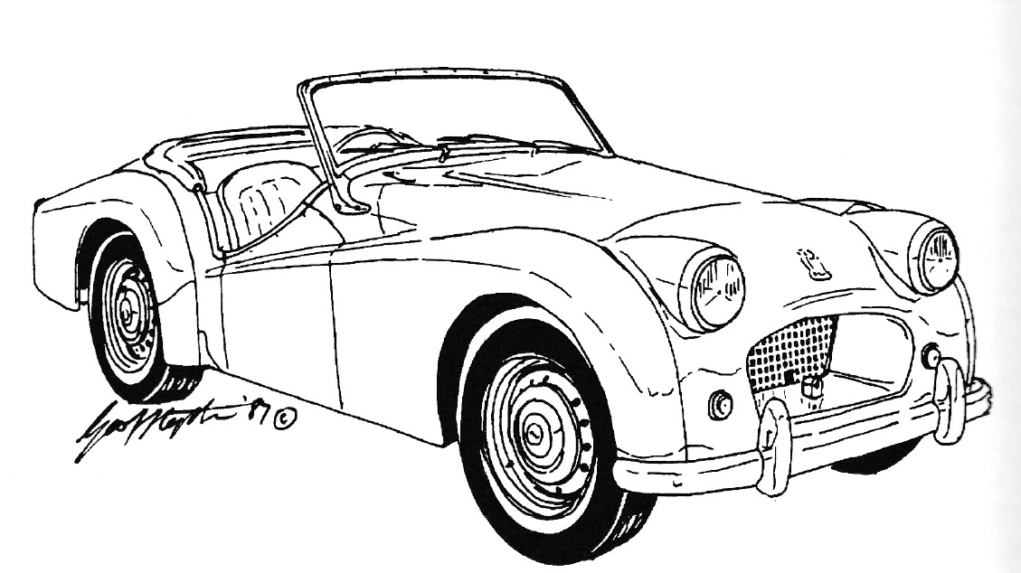How To Improve Triumph Tr2 Tr3 Tr4 A Updated Revised
