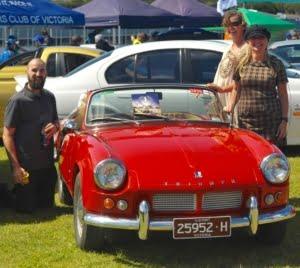 Spitfire-Phillip Island Historics