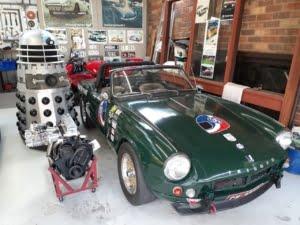 Larry Mundell My mechanic DALEK!
